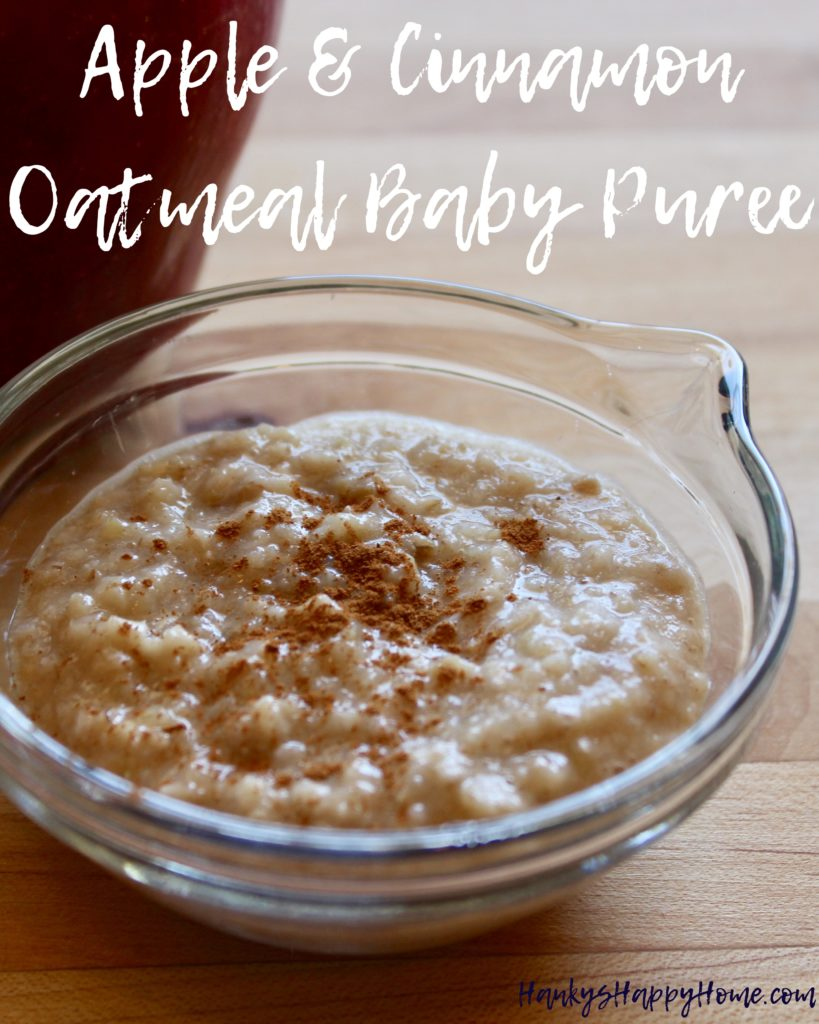 Homemade Instant Baby Food